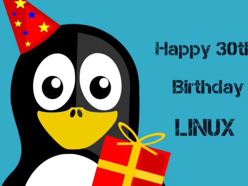 Buon compleanno Linux